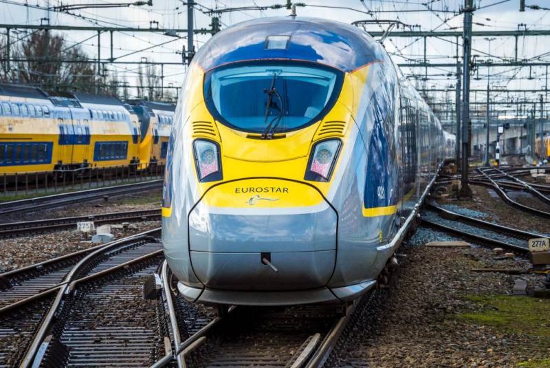 Supersnelle directe trein Londen-Amsterdam
