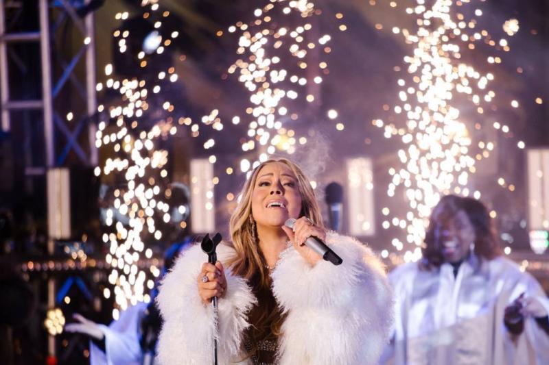 Mariah Carey geeft Fergie advies na volkslied