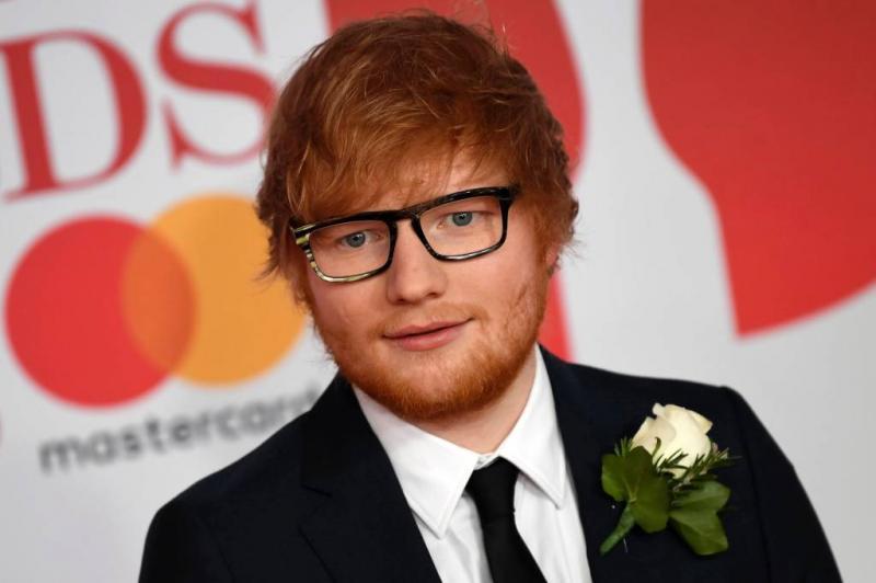 Ed Sheeran wil songfestivalliedje schrijven