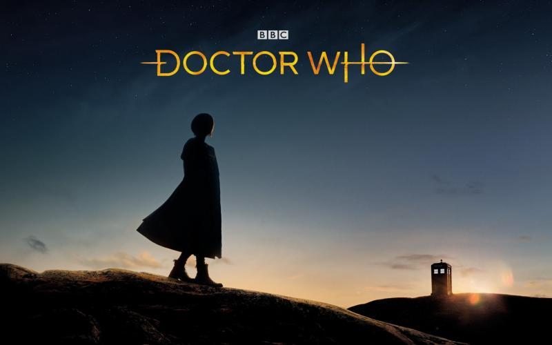 Het nieuwe logo van Doctor Who (foto: BBC)