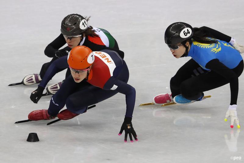 Schulting gaat in het shorttrack voor haar laatste kans op individueel succes in Pyeongchang (Pro Shots/Henk Jan Dijks)
