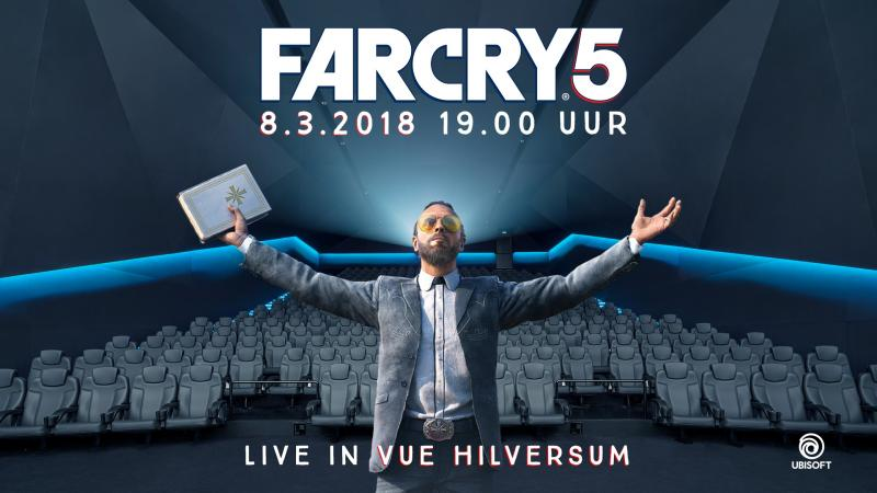 Far Cry 5 - Vue Event Hilversum (Foto: Ubisoft)