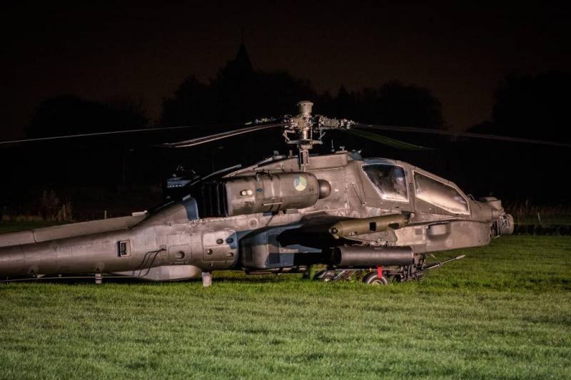 Modernisering Apaches kan miljard kosten