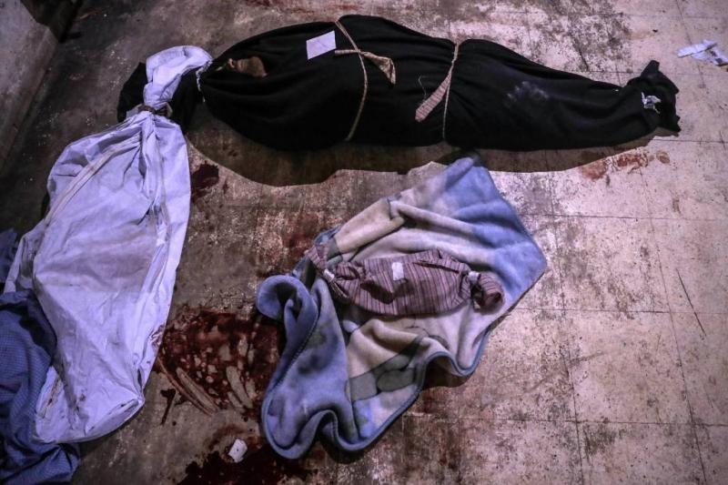 'Dodental Syrisch rebellenbolwerk loopt op'