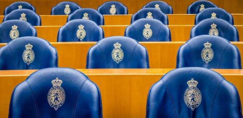 Wetsvoorstel seksuele intimidatie Tweede Kamer (Foto: ANP)