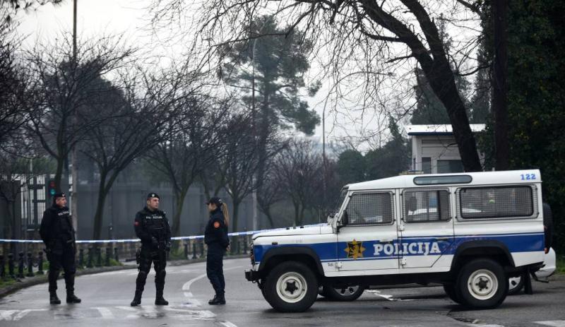 Aanslag op ambassade VS in Montenegro