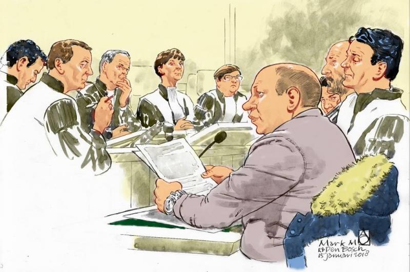 'Politiemol' Mark M. gaat in hoger beroep