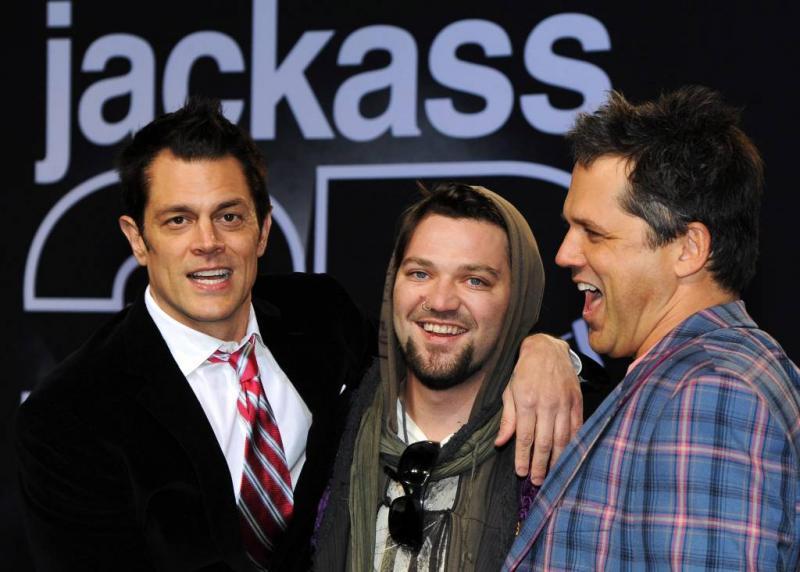 Jackass-ster Bam Margera: ik ben onschuldig
