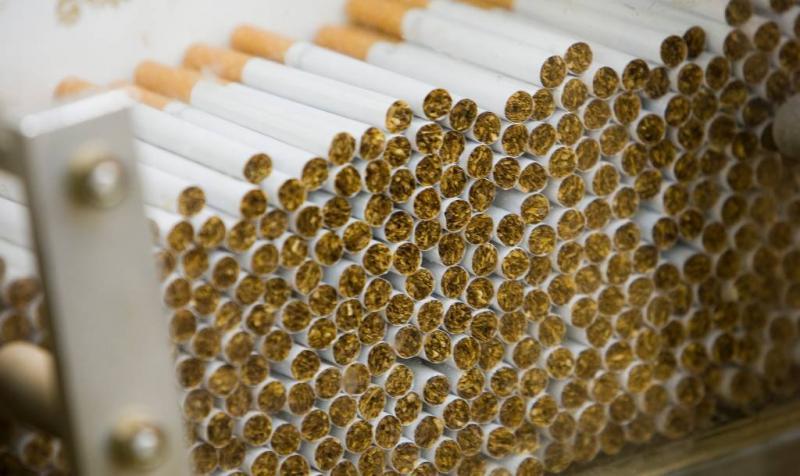 Tabaksindustrie niet strafrechtelijk vervolgd