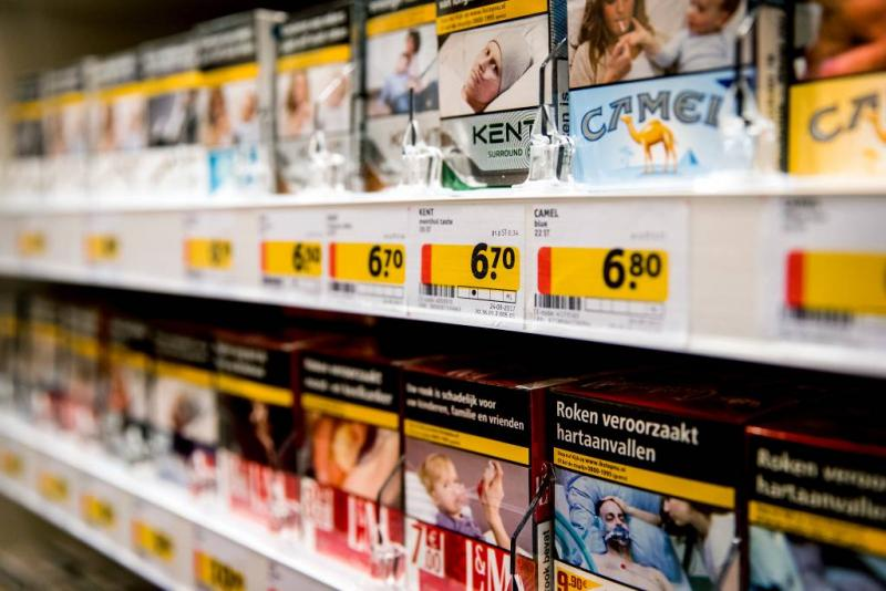 Besluit valt over vervolging tabaksindustrie