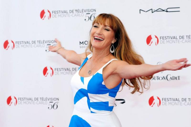 Jane Seymour (67) poseert voor Playboy