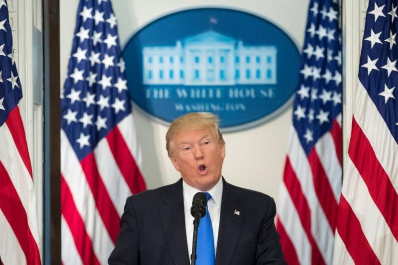Trump verbiedt geen hele categorie wapens