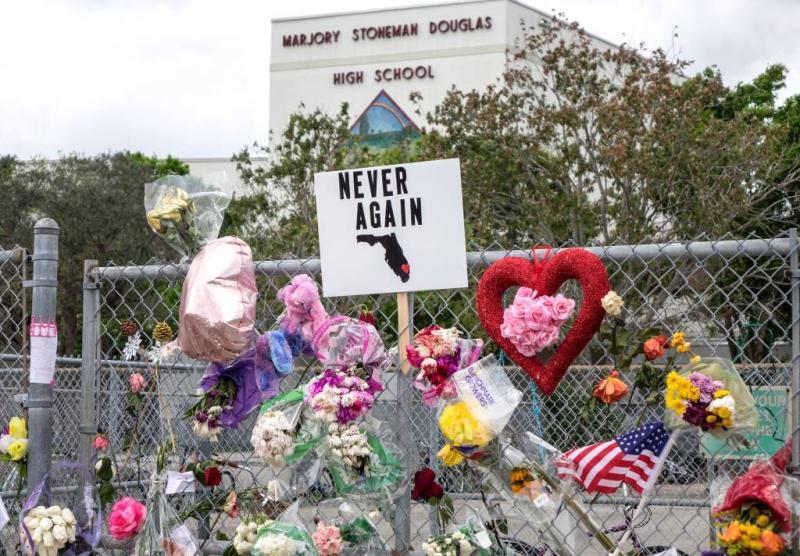 Gewapende bewaker 'Florida' neemt ontslag