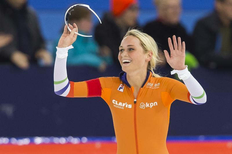 Voormalig wereldkampioene en drievoudig Nederlands kampioene marathon Irene Schouten (Pro Shots / Erik Pasman)