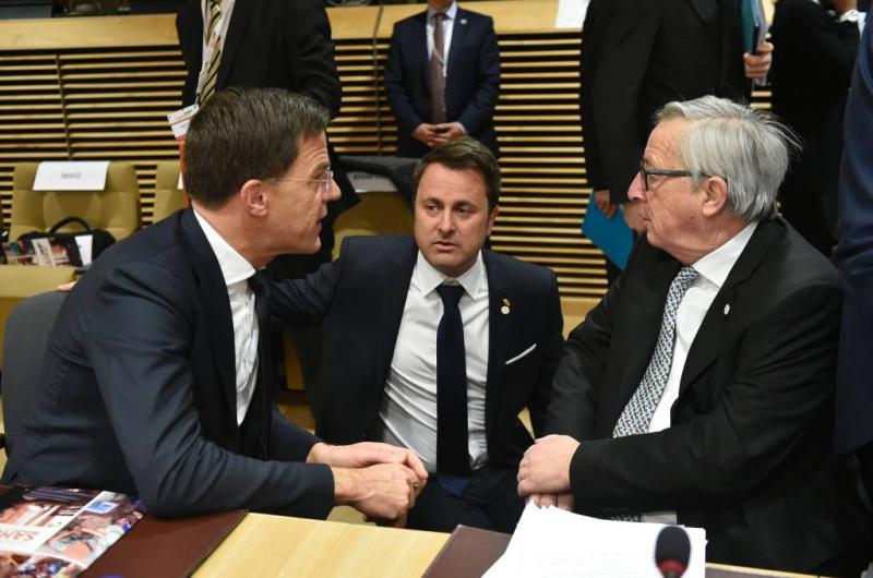 Rutte: uiterste best voor beperken EU-budget