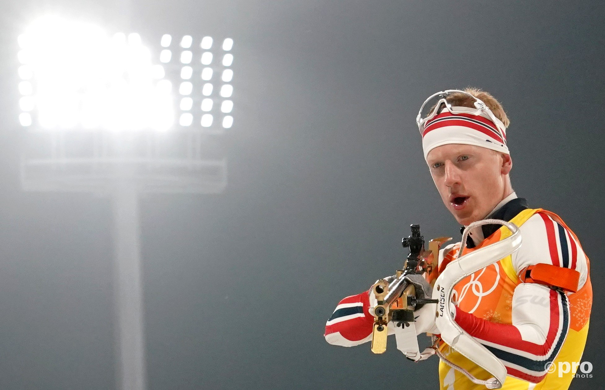 JTB gaf volle bak gas en hielp Noorwegen naar de leiding (Pro Shots/Action Images)