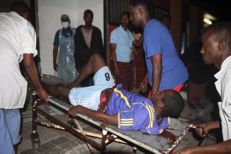 Meer doden door aanslag Somalië