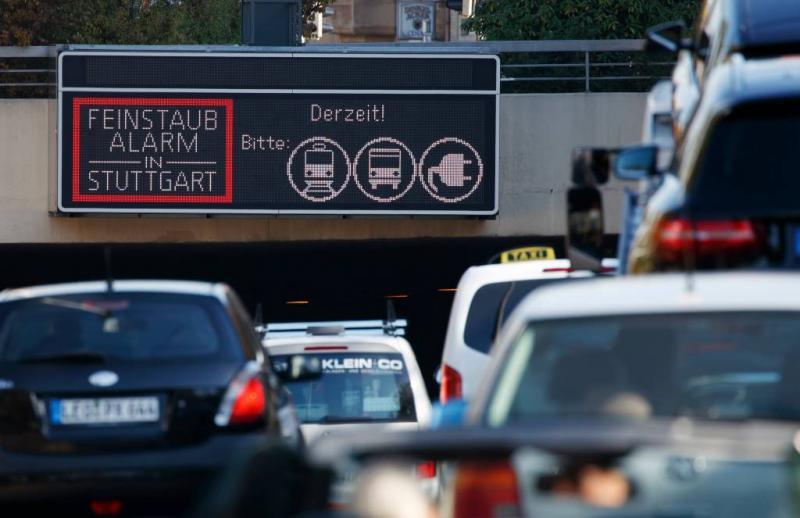 Duitse regering wil toch rijverbod