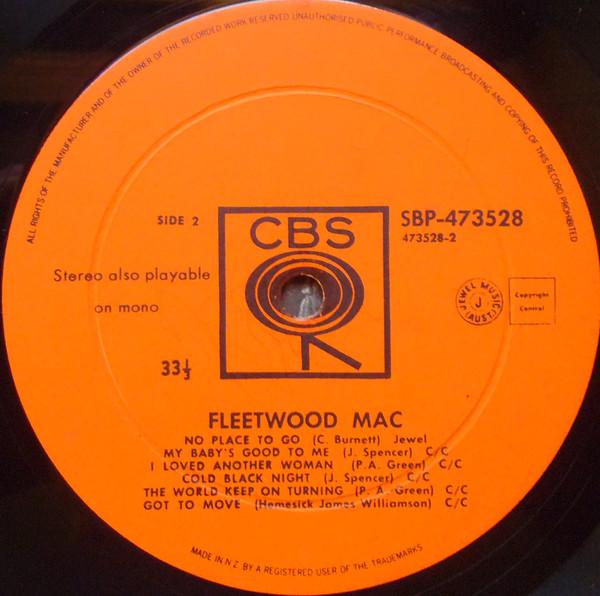 Fleetwood Mac b