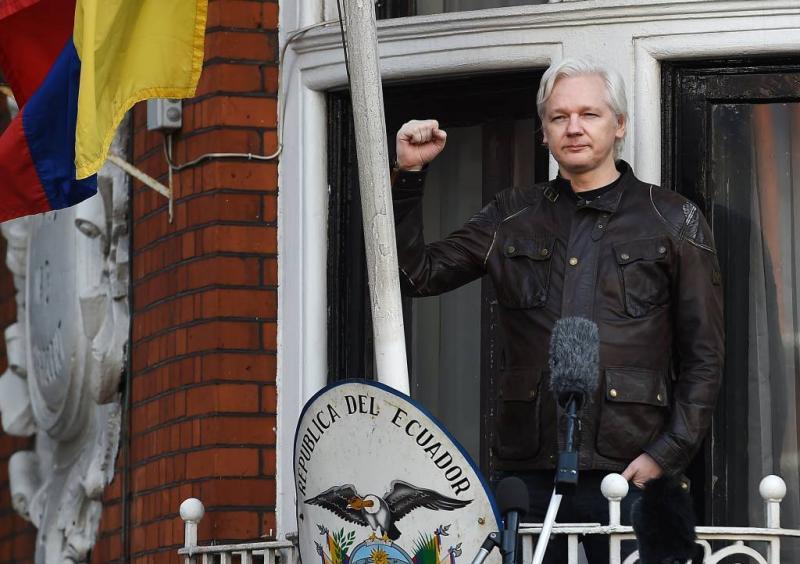 Londen wil niet over Assange onderhandelen