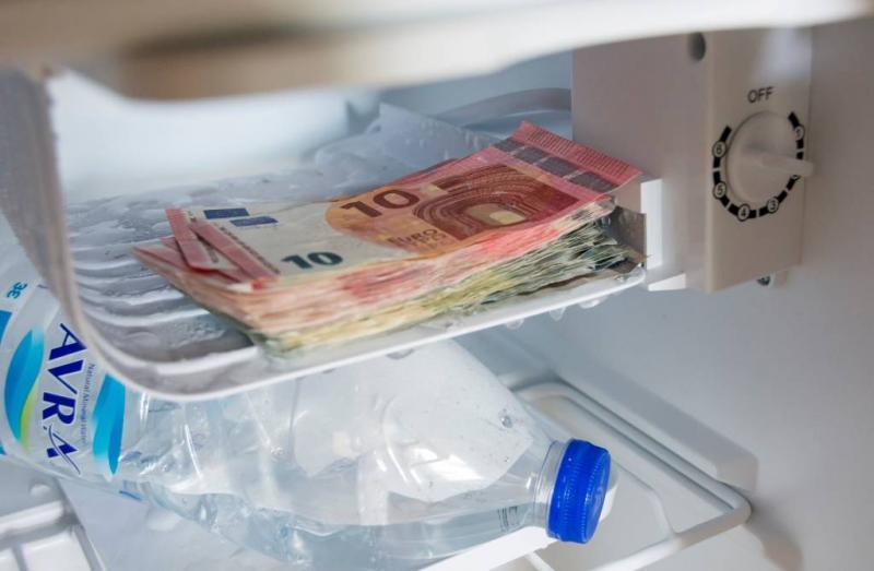 Ook de koelkast handelt in virtueel geld