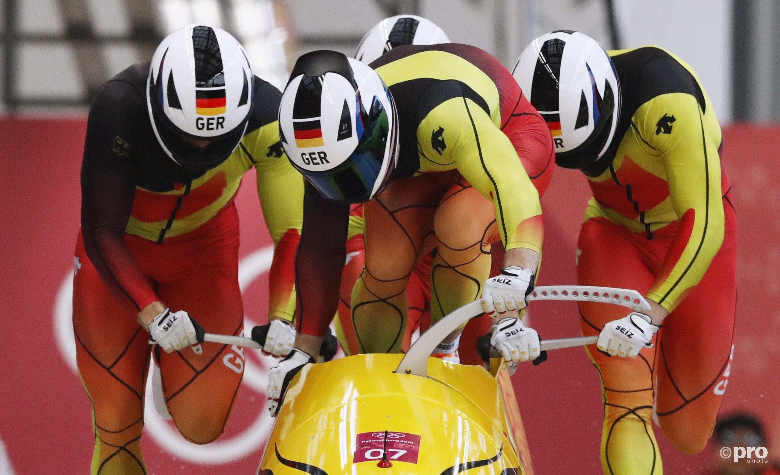 Friedrich en zijn team op weg naar dubbel olympisch goud (Pro Shots/Action Images)