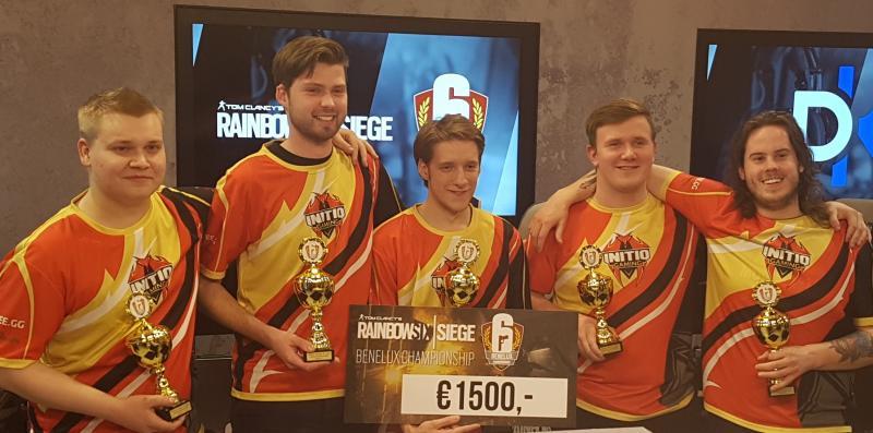 Rainbow Six: Siege seizoensfinale