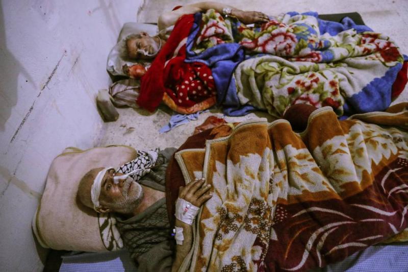 Aanvallen op Ghouta ondanks VN-resolutie
