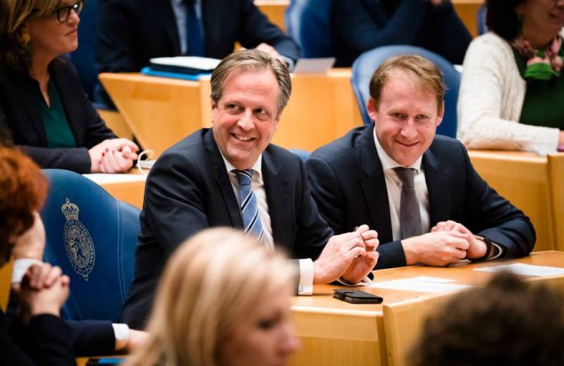 Nederlander niet blij met schrappen referendum