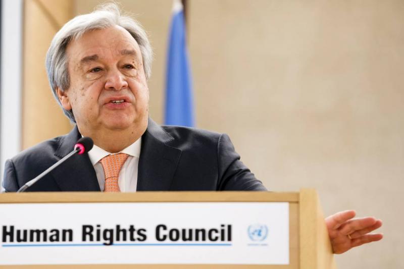 VN-baas: stop 'hel op aarde' in Oost-Ghouta