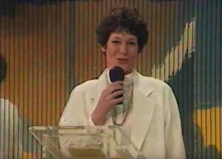 Mies Bouwman in In De Hoofdrol (1993)