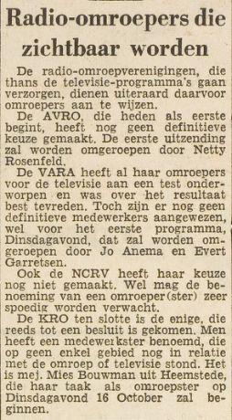 Uit Het Vrije Volk van 5 oktober 1951