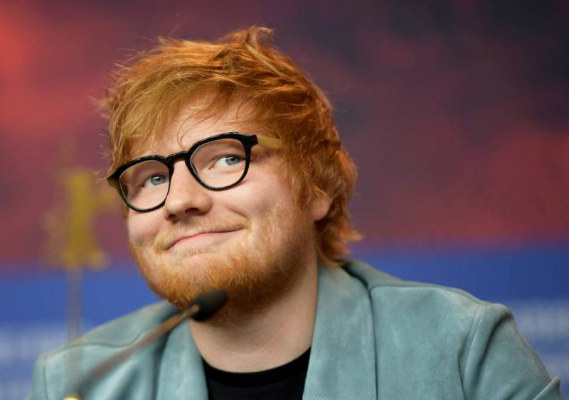 Ed Sheeran best verkochte artiest 2017