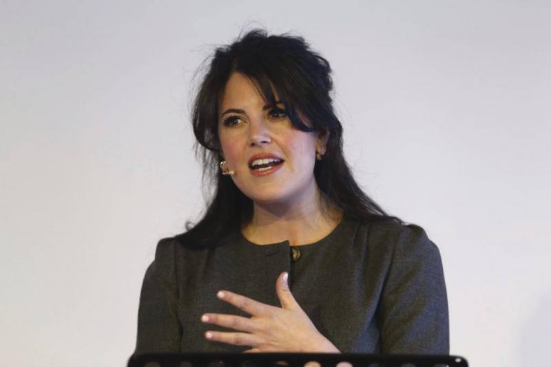Monica Lewinksy: ik voel me niet alleen meer
