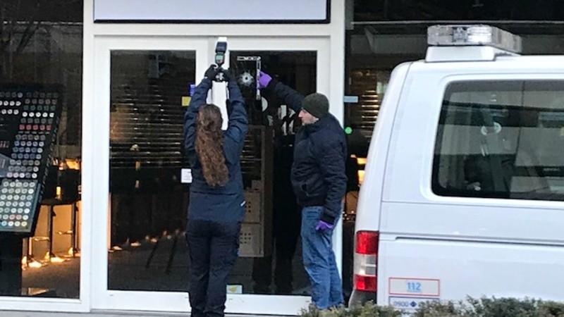 Politie houdt schutter Lijnbaanhof aan (Foto: Politie.nl)