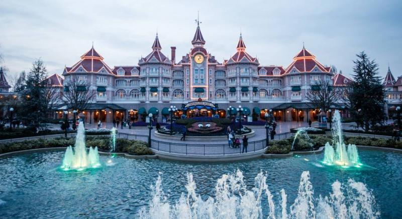 Binnenkort direct naar Disneyland Parijs met Thalys (Foto: ANP)