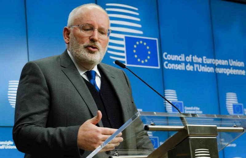 Brede steun voor Polen-aanpak Timmermans