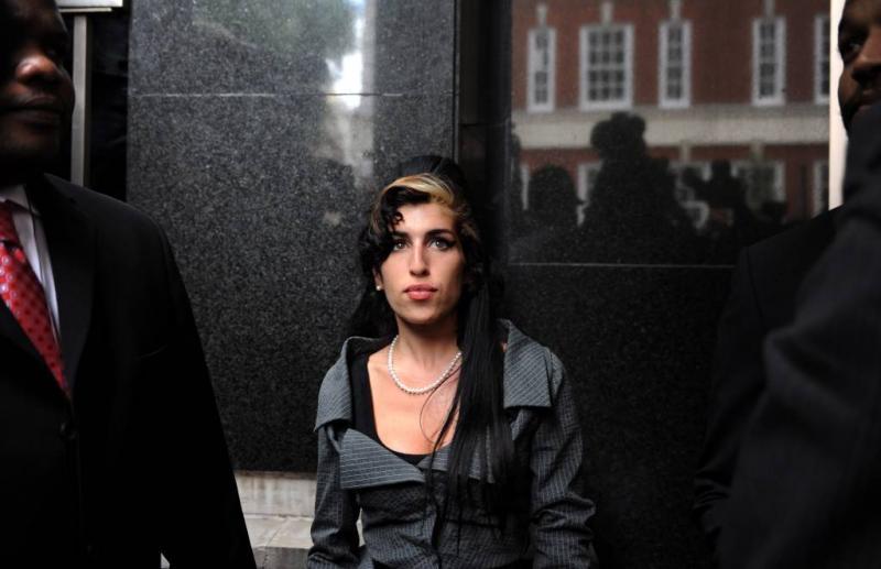 Eerste demo Amy Winehouse duikt op