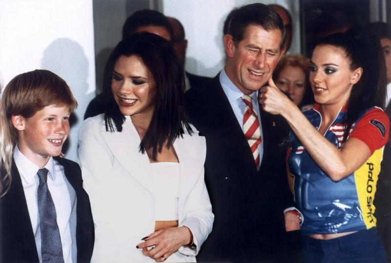 'Spice Girls bij huwelijk Harry en Meghan'