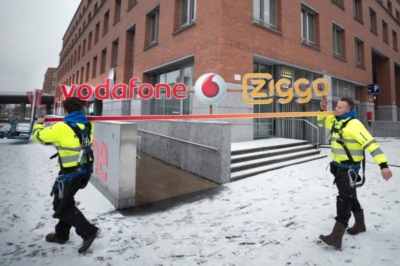 VodafoneZiggo moet ook netwerk openstellen