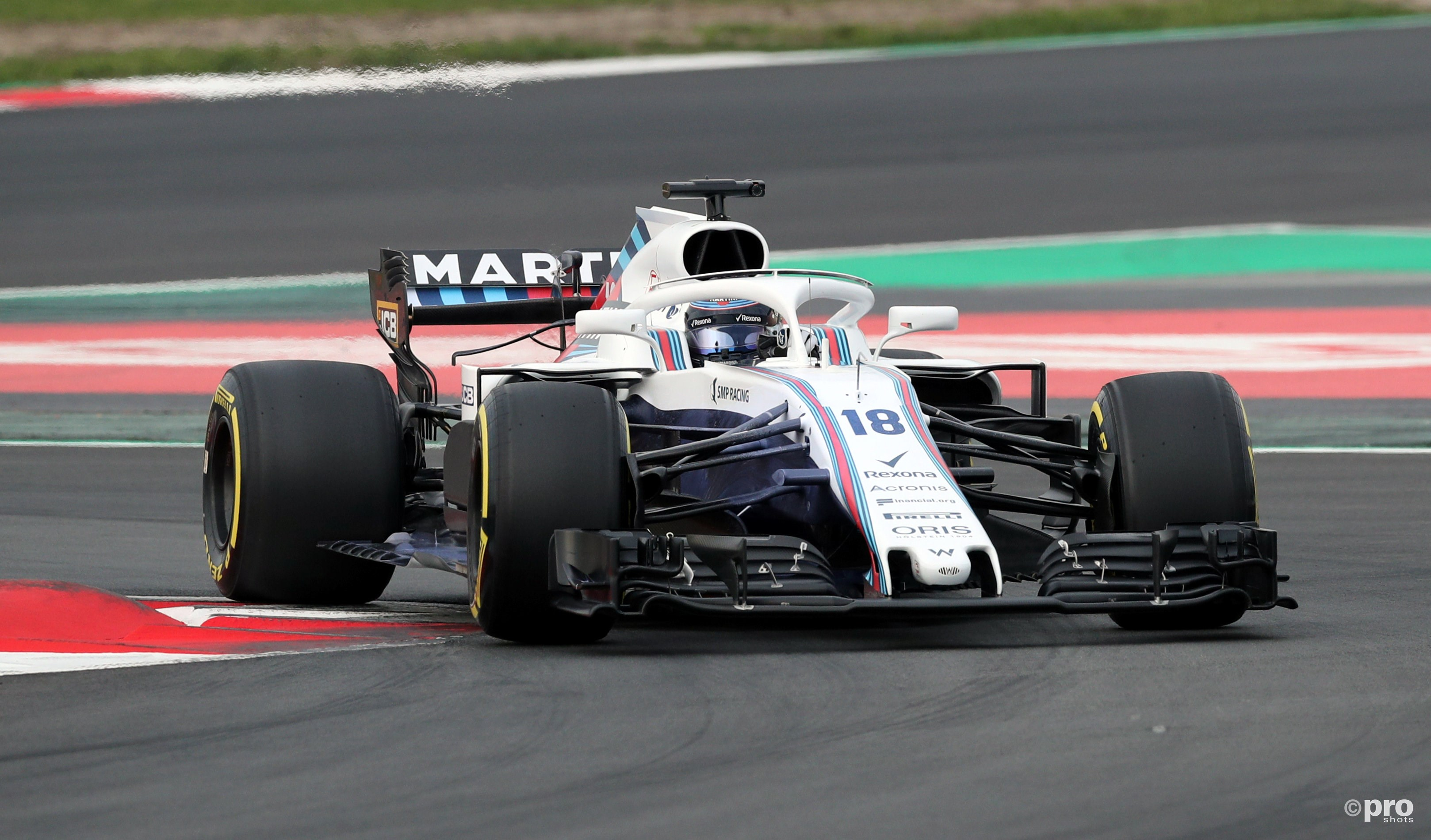 Williams FW41 (Pro Shots/Action Images)
