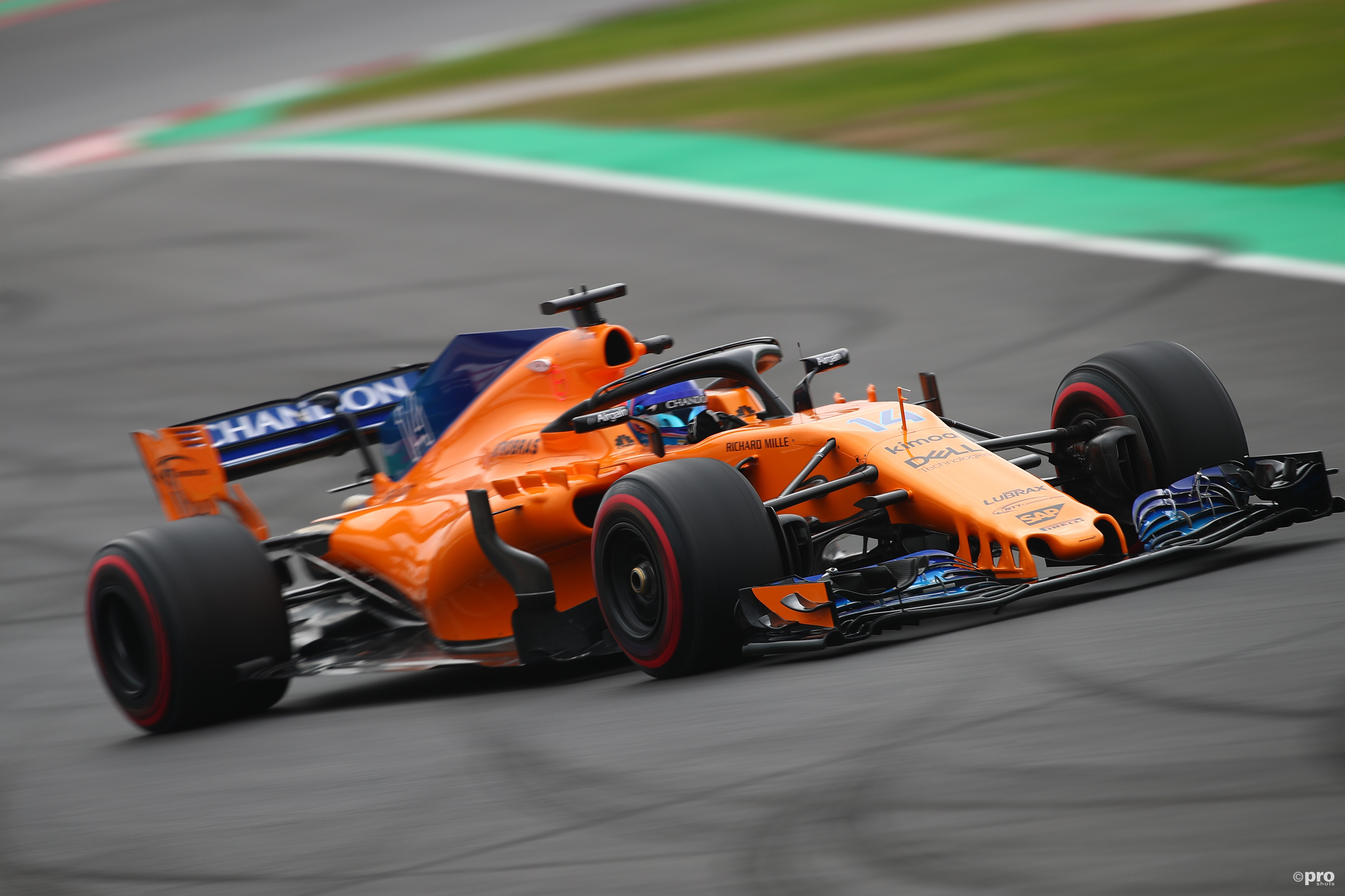 McLaren MCL33 (Pro Shots/Action Images)