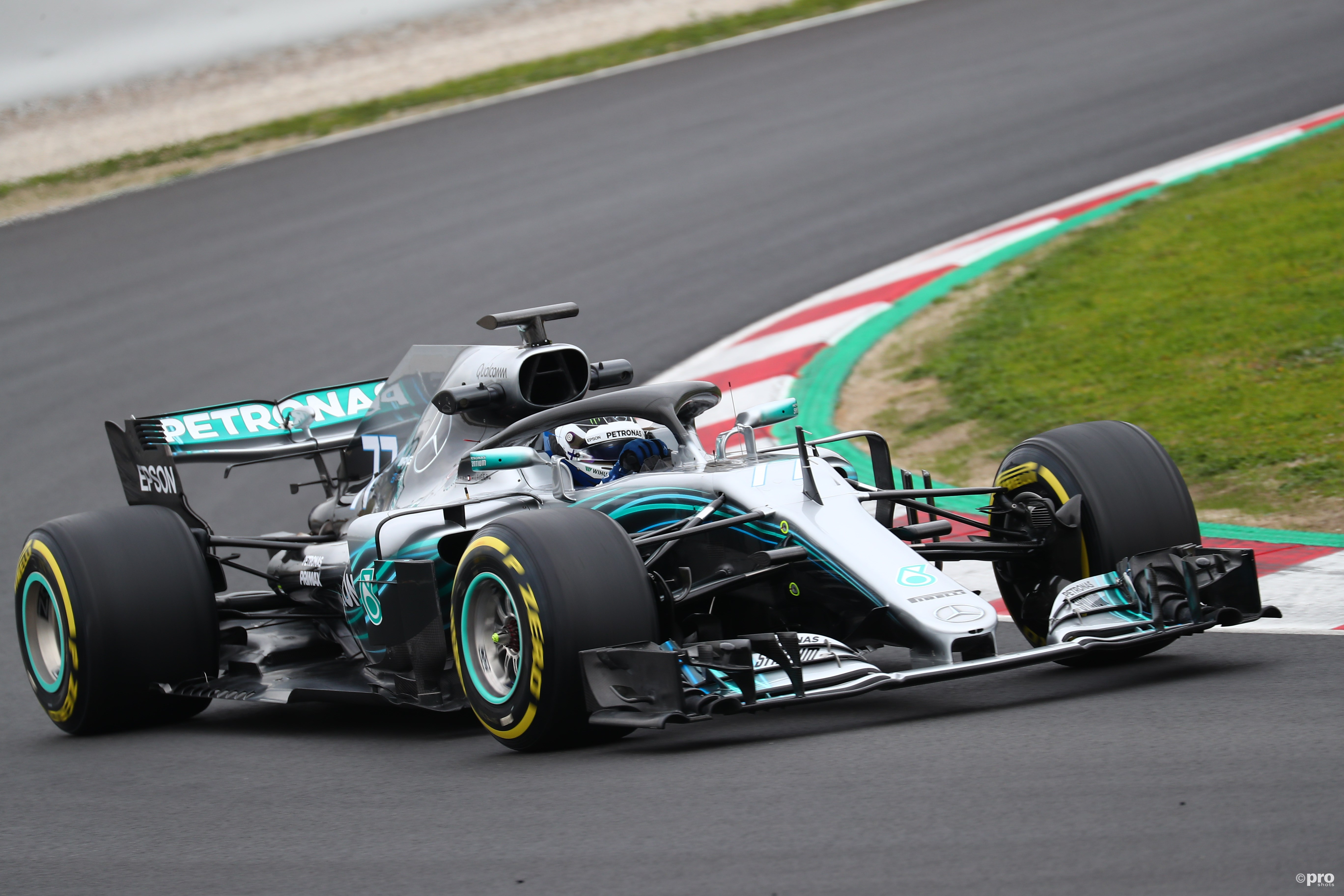 Mercedes F1 W09 EQ Power+ (Pro Shots/Action Images)