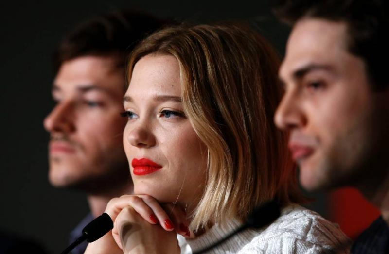 Franse filmindustrie wil gelijke beloning
