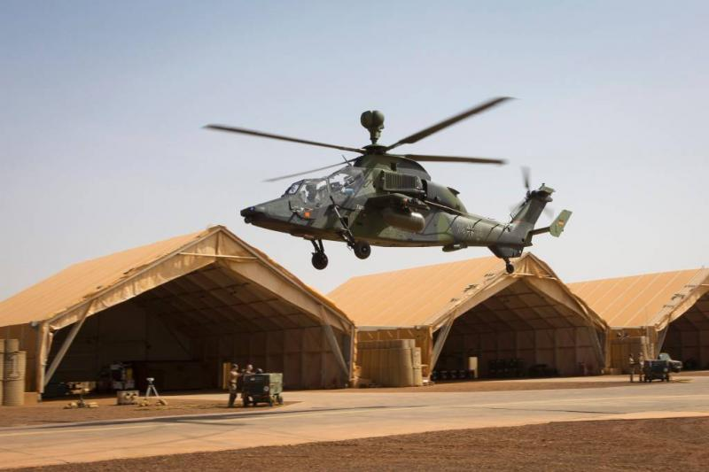 VN-militairen omgekomen in Mali