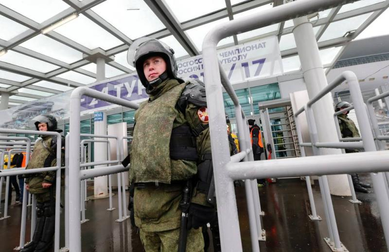 Rusland verijdelt 25 aanslagen
