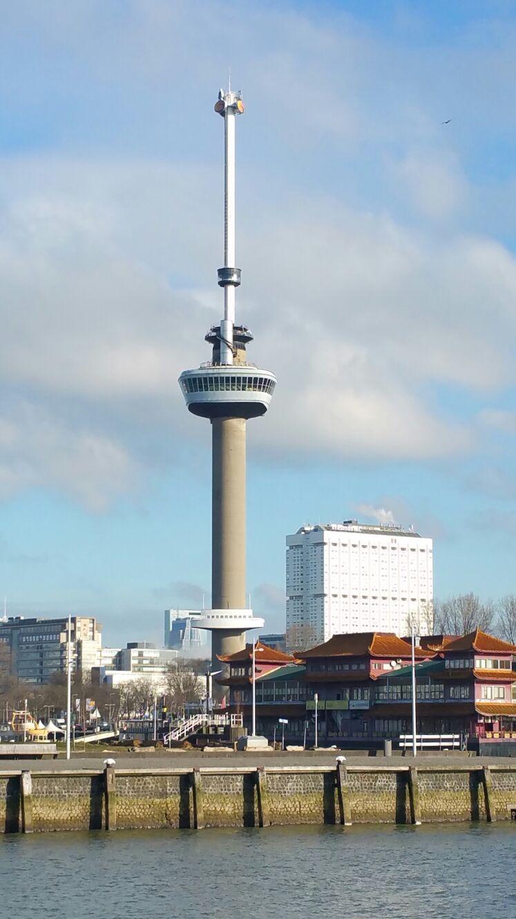 Nog een foto van Interpretatie in Rotterdam (Foto: Interpretatie)