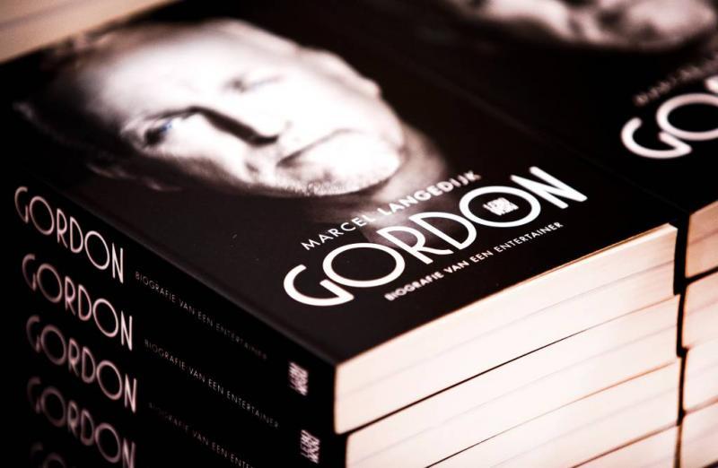 Biografie Gordon toe aan tweede druk