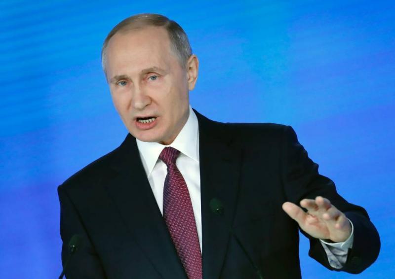 Poetin belooft meer vrijheid voor Russen
