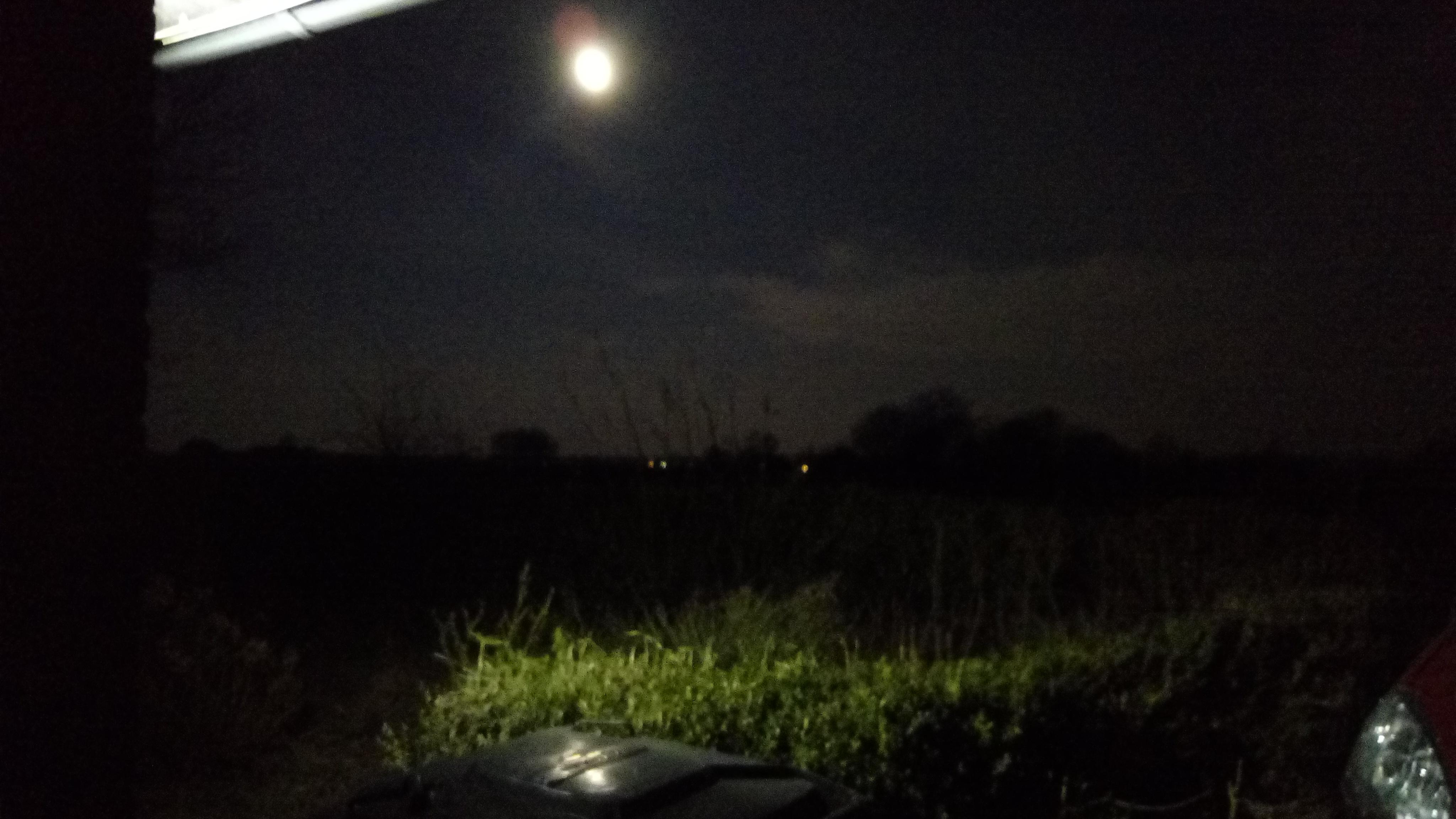 Volle maan (foto: DJMO)
